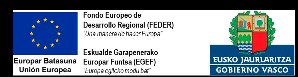 Fondo Europeo de Desarrollo Regional FEDER EGEF